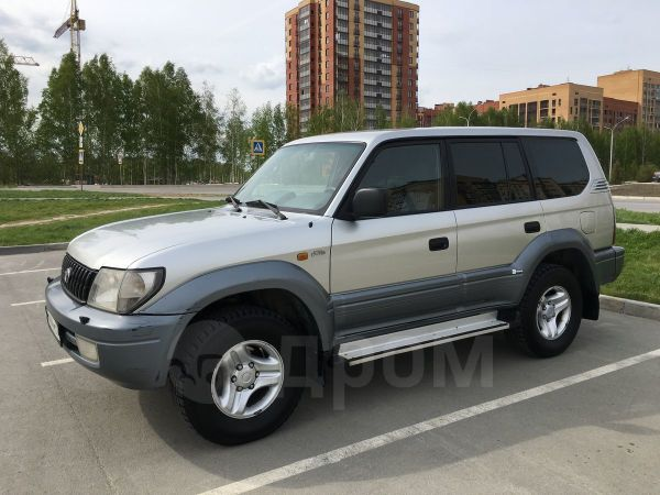 Toyota Land Cruiser Prado, 2001 год, 650 000 руб.