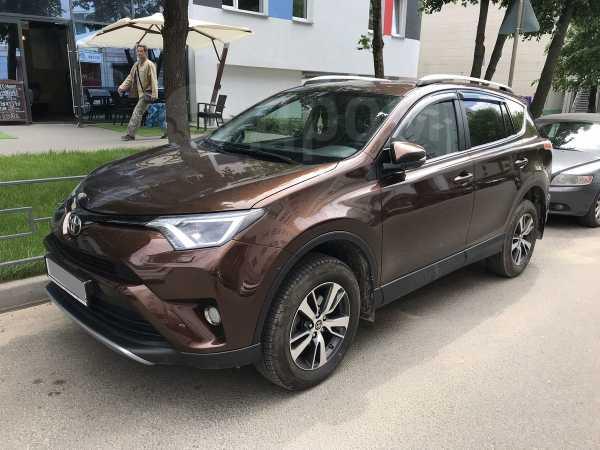 Toyota RAV4, 2017 год, 1 599 999 руб.