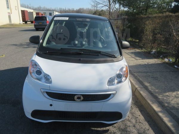 Smart Fortwo, 2015 год, 1 100 000 руб.