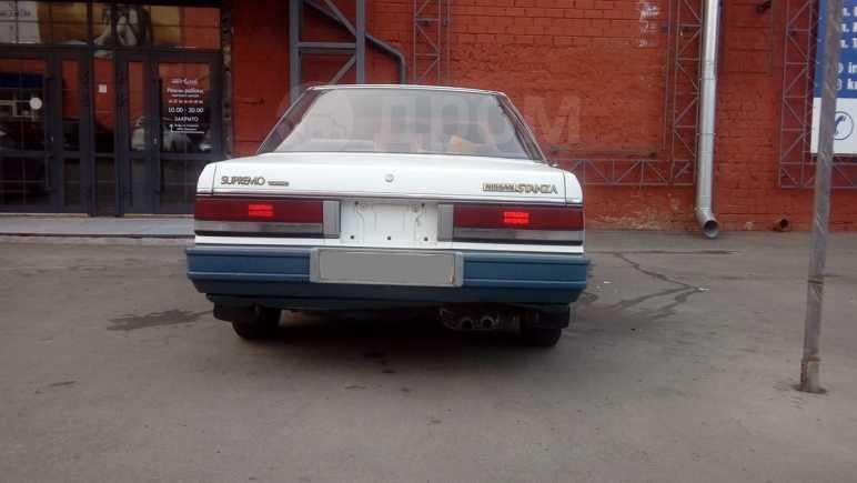 Nissan Stanza, 1986 год, 100 000 руб.