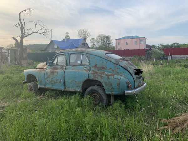 ГАЗ Победа, 1949 год, 50 000 руб.