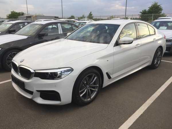 BMW 5-Series, 2019 год, 3 510 000 руб.