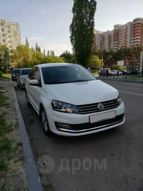Volkswagen Polo, 2018 год, 815 000 руб.