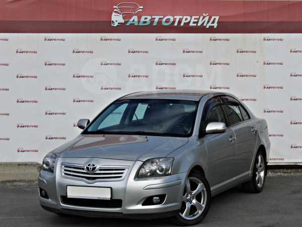 Toyota Avensis, 2006 год, 529 000 руб.