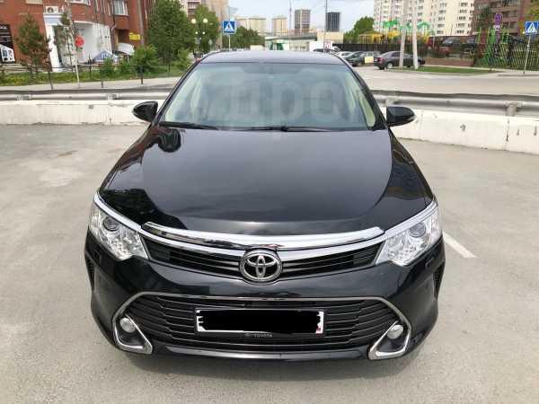 Toyota Camry, 2017 год, 1 330 000 руб.