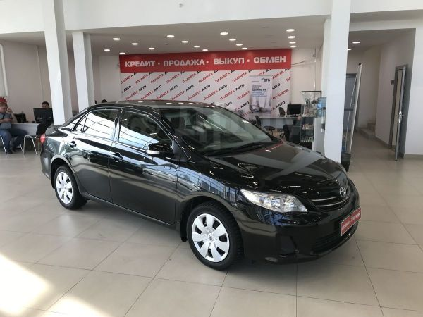 Toyota Corolla, 2012 год, 748 000 руб.