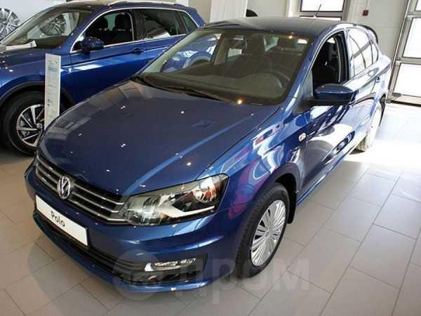 Volkswagen Polo, 2019 год, 907 400 руб.