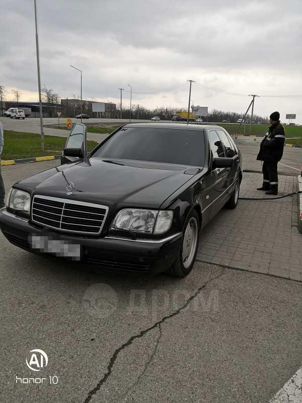 Mercedes-Benz S-Class, 1998 год, 389 000 руб.
