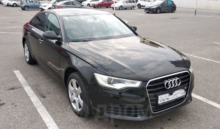 Audi A6, 2011 год, 870 000 руб.