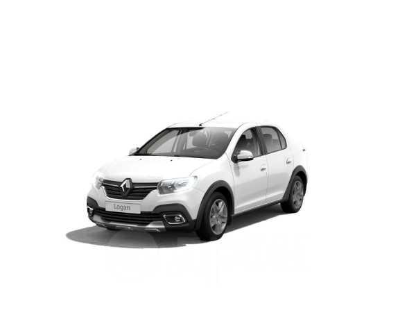 Renault Logan Stepway, 2019 год, 744 990 руб.