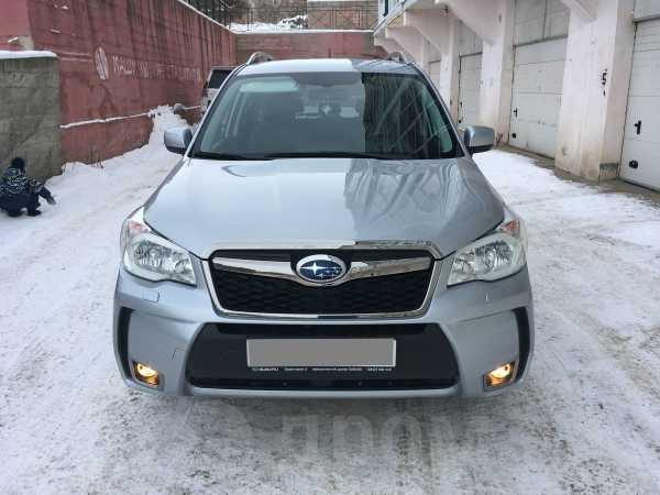 Subaru Forester, 2014 год, 1 210 000 руб.