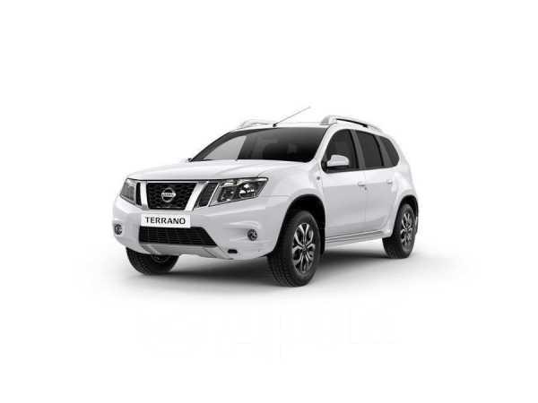 Nissan Terrano, 2019 год, 1 204 000 руб.