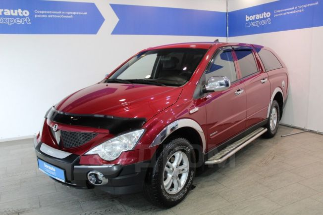 SsangYong Actyon Sports, 2008 год, 475 000 руб.