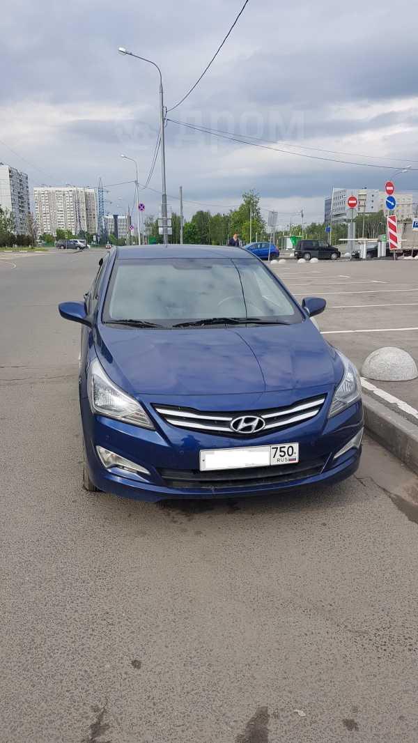Hyundai Solaris, 2015 год, 620 000 руб.