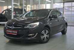 Красноярск Opel Astra 2014