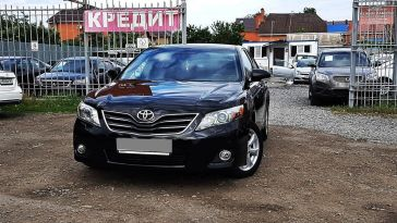 Ростов-на-Дону Toyota Camry 2011