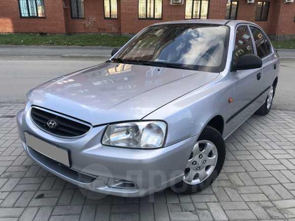 Hyundai Accent, 2007 год, 239 000 руб.