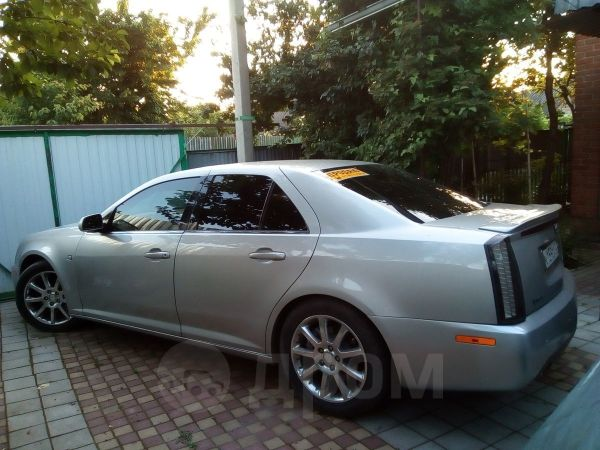 Cadillac STS, 2005 год, 480 000 руб.