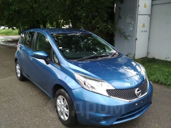 Nissan Note, 2014 год, 620 000 руб.