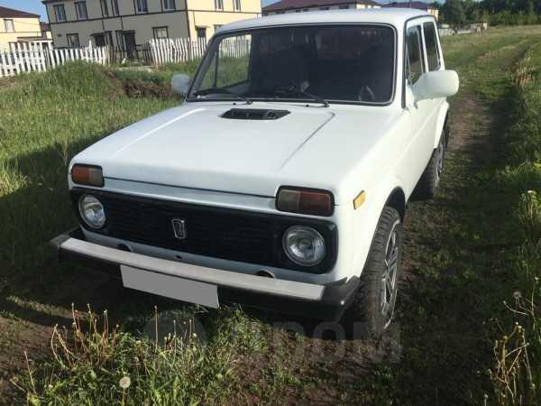 Лада 4x4 2121 Нива, 1995 год, 130 000 руб.