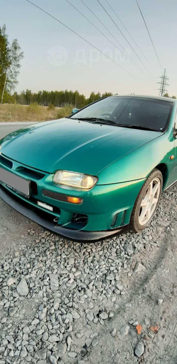 Mazda Lantis, 1996 год, 170 000 руб.