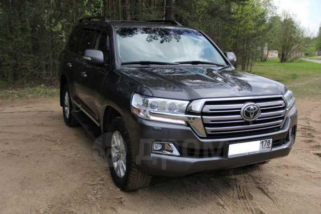 Toyota Land Cruiser, 2016 год, 4 050 000 руб.