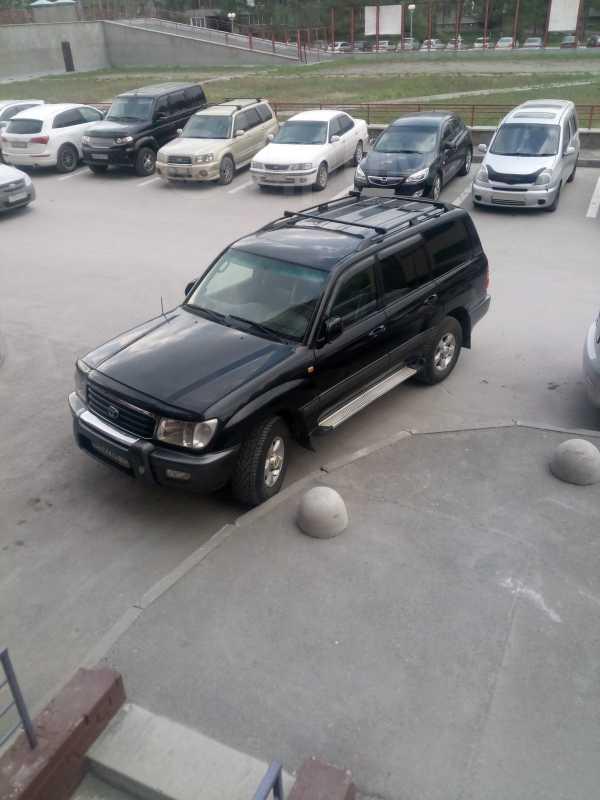 Toyota Land Cruiser, 2000 год, 999 000 руб.