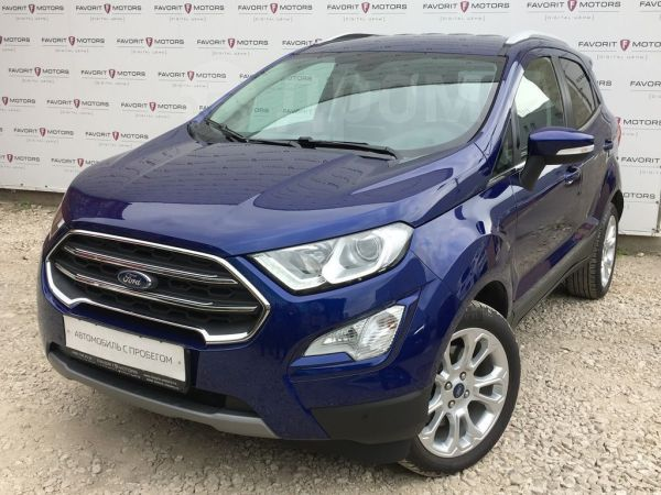 Ford EcoSport, 2018 год, 1 350 000 руб.
