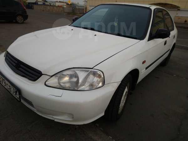 Honda Civic Ferio, 2000 год, 127 000 руб.