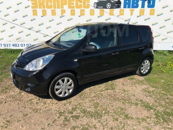 Nissan Note, 2010 год, 349 000 руб.