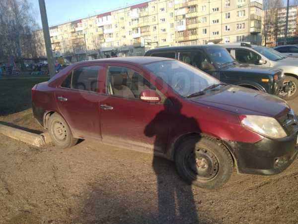 Geely MK, 2011 год, 130 000 руб.