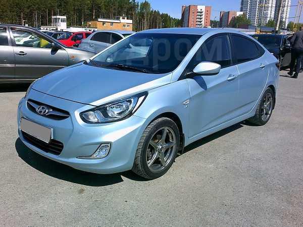 Hyundai Solaris, 2013 год, 419 000 руб.