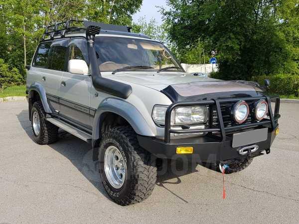 Toyota Land Cruiser, 1997 год, 1 360 000 руб.