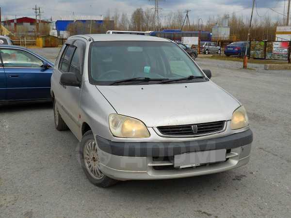 Toyota Raum, 2000 год, 269 800 руб.