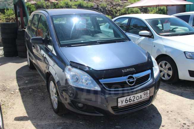 Opel Zafira, 2008 год, 395 000 руб.