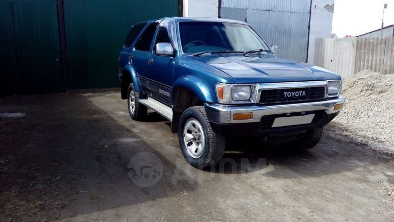 Toyota Hilux Surf, 1990 год, 260 000 руб.