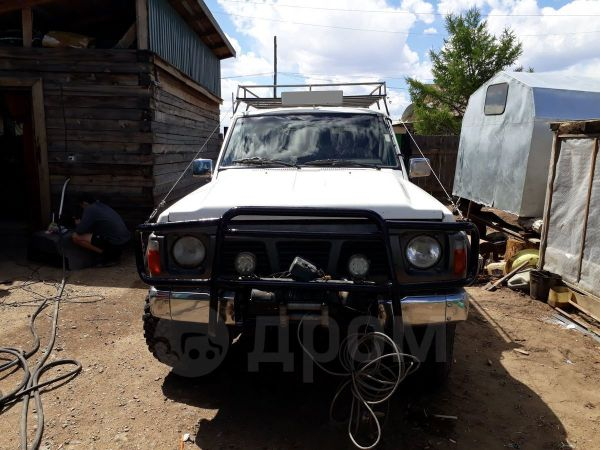 Nissan Patrol, 1991 год, 200 000 руб.