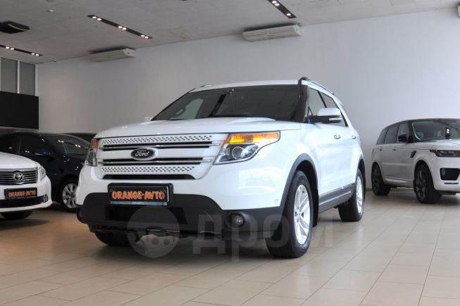 Ford Explorer, 2014 год, 1 275 000 руб.