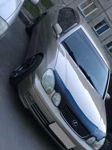 Новосибирск GS300 2001