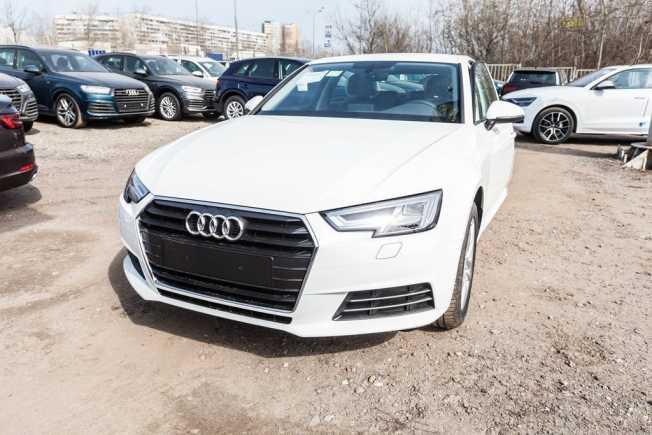 Audi A4, 2019 год, 2 130 000 руб.