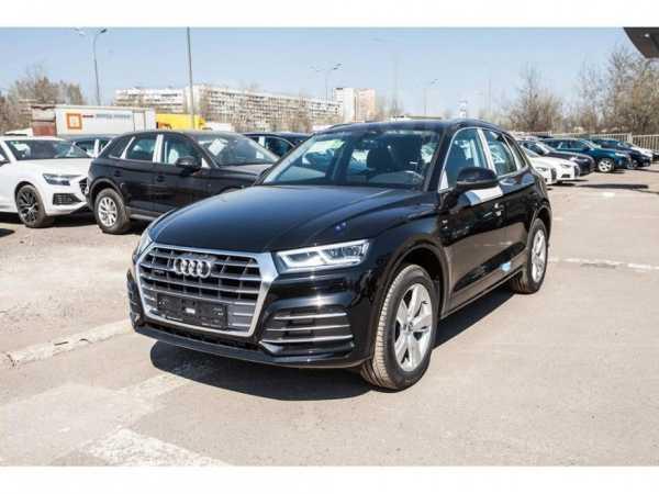 Audi Q5, 2019 год, 4 446 762 руб.