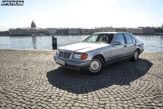 Mercedes-Benz S-Class, 1994 год, 400 000 руб.