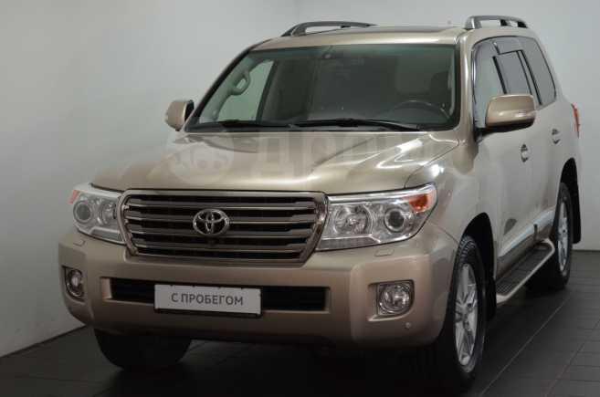 Toyota Land Cruiser, 2013 год, 2 194 500 руб.