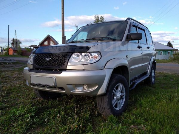УАЗ Патриот, 2010 год, 415 000 руб.