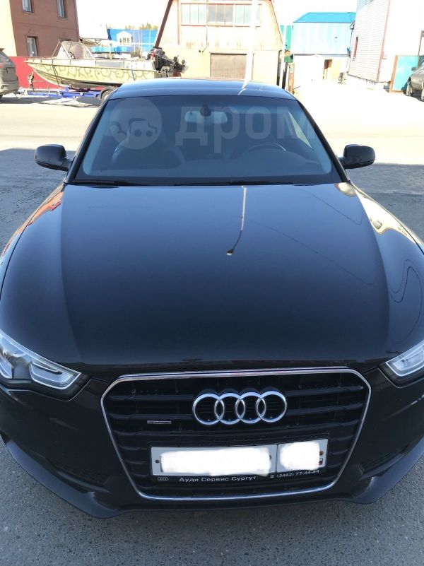 Audi A5, 2014 год, 1 350 000 руб.