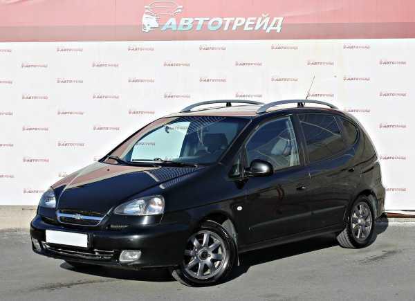 Chevrolet Rezzo, 2007 год, 239 000 руб.