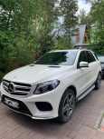 Mercedes-Benz GLE, 2015 год, 3 999 000 руб.