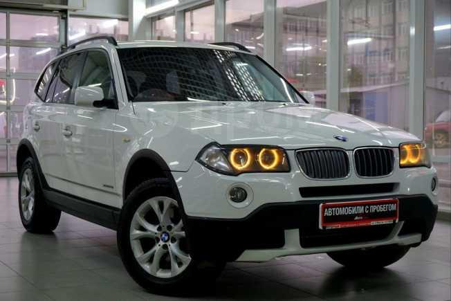 BMW X3, 2009 год, 747 000 руб.