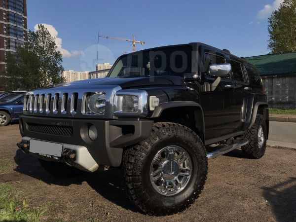 Hummer H3, 2008 год, 1 285 000 руб.