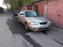 Новосибирск Sentra 2001